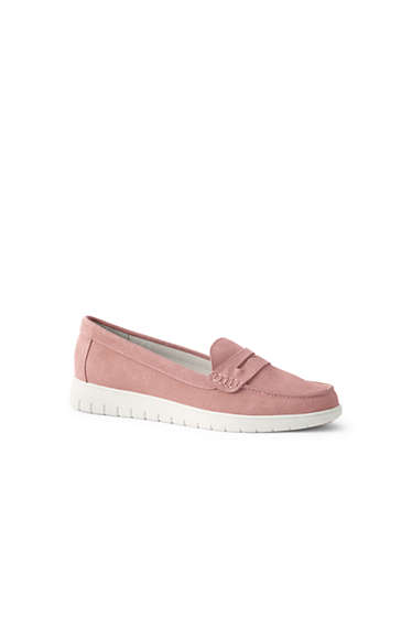newest selection amazing price hot-selling newest Women's Wide Lightweight Comfort Penny Loafers
