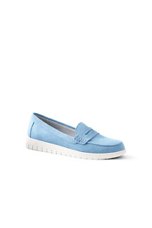 Women's Lightweight Comfort Suede Loafers