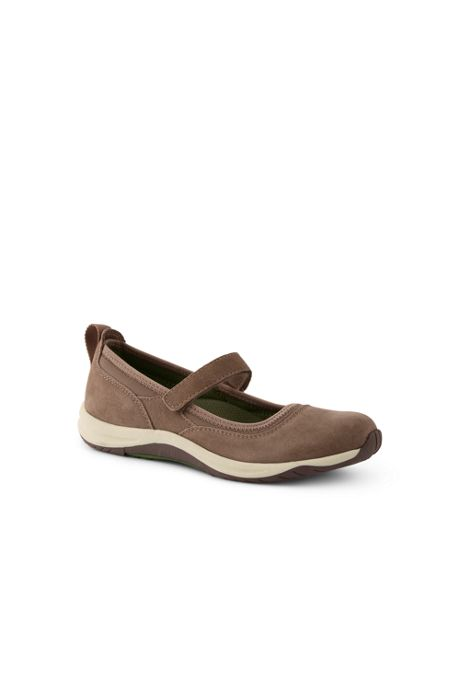 School Uniform Women's Comfort Mary Jane Suede Shoes