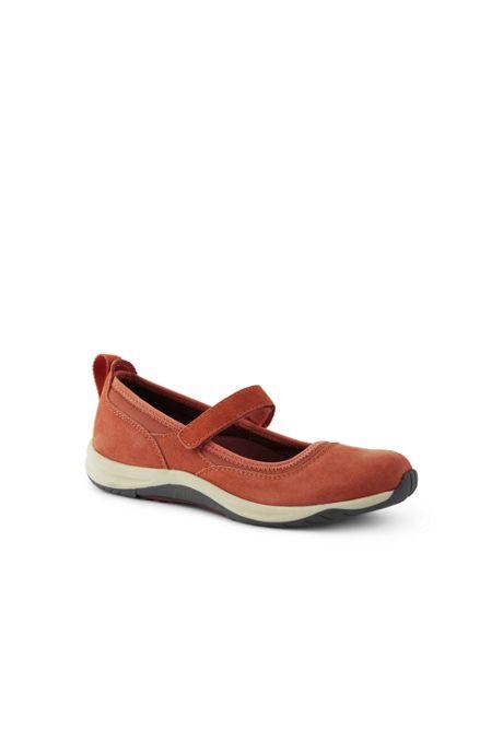 School Uniform Women's Comfort Mary Jane Suede Shoes