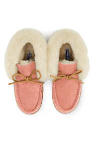 Women's Shearling Bootie Slippers