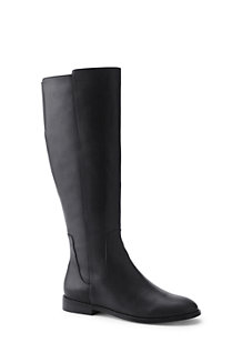 Women's Leather Knee High Boots
