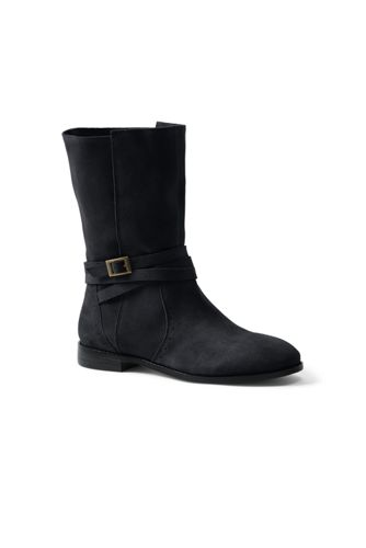 8498ee430423 Women s Suede Slouch Boots