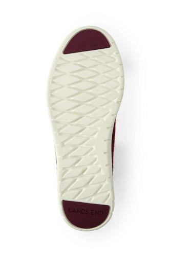 Women's Wide Lightweight Comfort Wool Slip-on Shoes