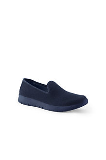 Women's Lightweight Comfort Wool Slip-on Shoes