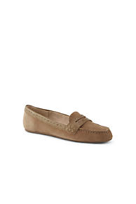 e600106092ed Women s Suede Everyday Comfort Penny Loafers