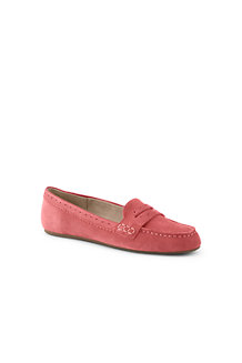 a031fbe011db Women s Comfort Suede Penny Loafers