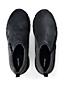 Women's Wide Everyday Side-zip Suede Shoes