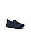 Women's Wide Everyday Side-zip Suede Shoes