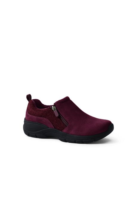 Women's All Weather Zip Shoes