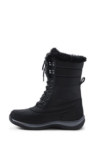 Women's Expedition Insulated Winter Snow Boots