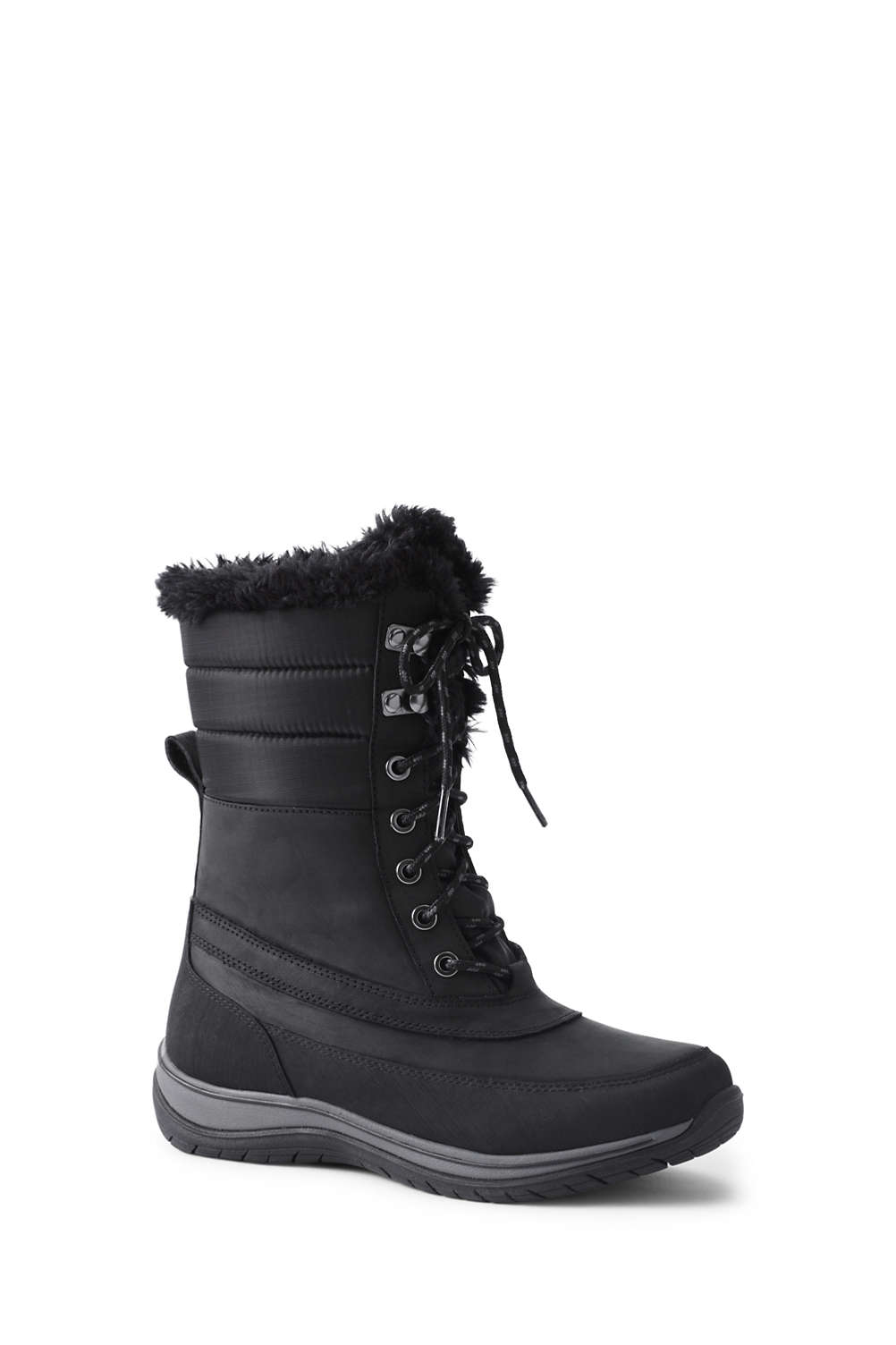 28478c30274ed Women's Expedition Winter Snow Boots from Lands' End
