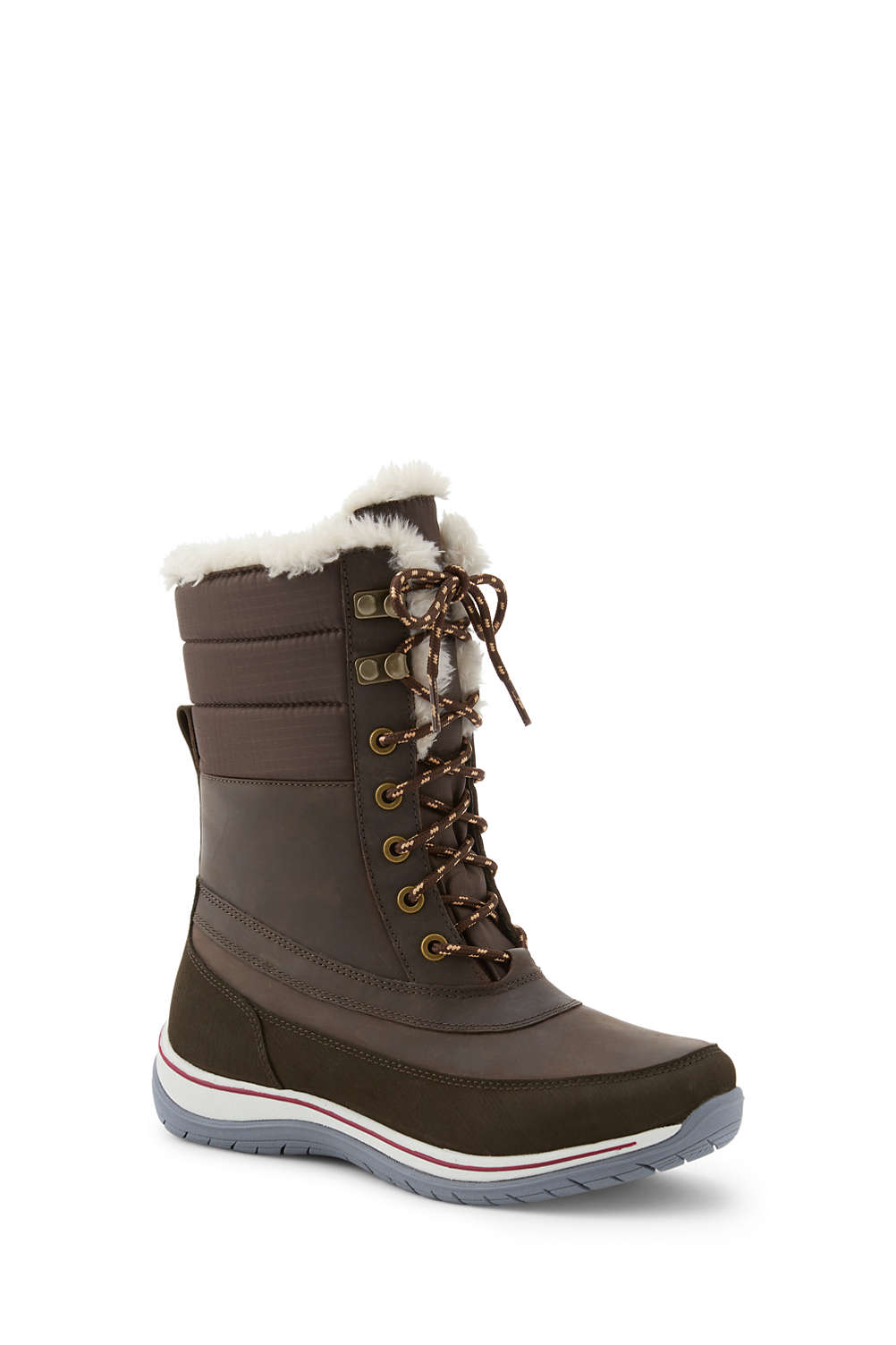 Women s Expedition Winter Snow Boots from Lands  End 737e113a3b
