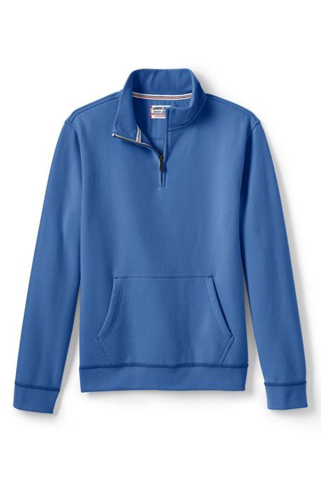 Men's Serious Sweats Quarter Zip Sweatshirt