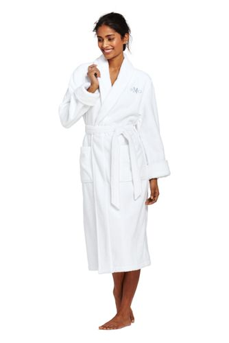 Women's Plus Classic Terry Robe