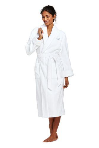Petite terry robe — 15