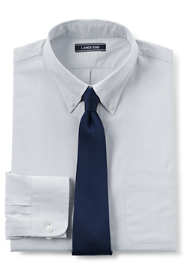 Men's Big and Tall Traditional Fit 40s Poplin Dress Shirt