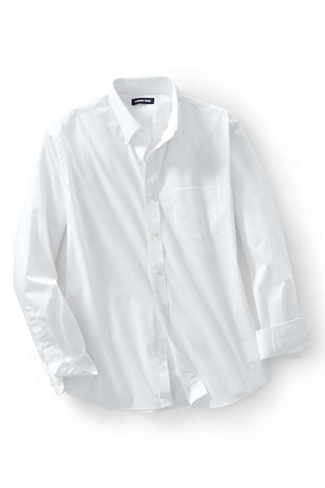 Men's Traditional Fit Comfort First Shirt with CoolMax, Front