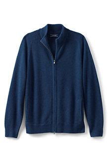メンズ・バイロフト・ブレザー・セーター/フルジップ/長袖