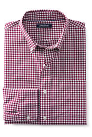 Men's Traditional Fit Comfort First No Iron Twill Shirt