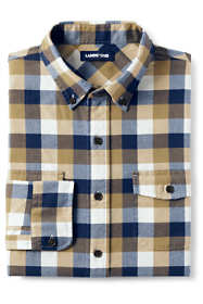 Men's Traditional Fit Comfort First All Season Flannel Shirt
