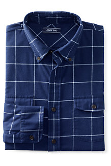 Men's All-season Flannel Shirt