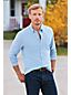 Men's Stretch Piqué Button Down Shirt