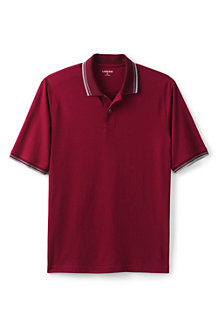 Le Polo Piqué Stretch Oxford, Homme