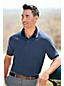 Men's Stretch Supima Oxford Polo Shirt