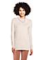 Women's Petite Merino Cowl Neck Tunic