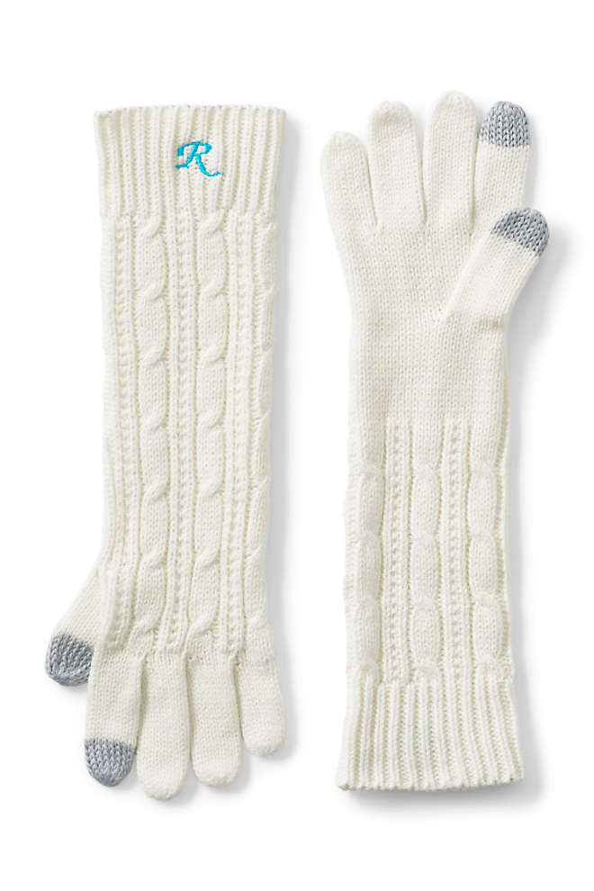 Women's Drifter Knit Gloves, Front