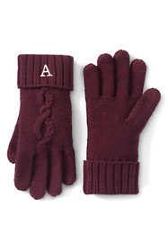 Women's Twisted Cable Gloves