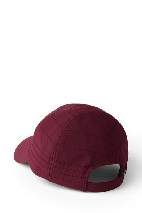 Women's Quilted Heat Tech Baseball Cap