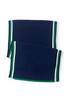 Schal mit Streifenrand für Damen