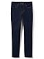 Women's Mid Rise Straight Leg Indigo Jeans