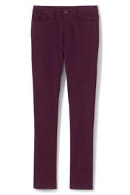 Women's Plus Size Mid Rise Straight Leg Jeans - Color