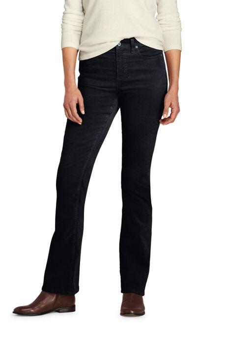 Women's Tall Mid Rise Corduroy Bootcut Pants