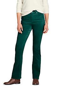 fdf1f86060f Women s Mid Rise Corduroy Bootcut Pants