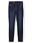 Women's Petite Pull-on Skinny Jeans in Indigo