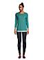 Le Jegging Indigo Taille Mi-Haute, Femme Stature Petite