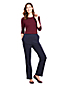 Women's Jacquard Stripe Sport Knit Trousers