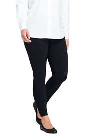 Women's Plus Size Ponte Seamless Leggings