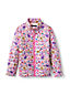 Toddler Kids' Packable Patterned Thermoplume Jacket