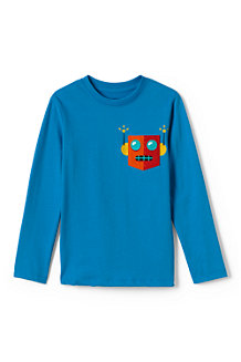 Boys' Pocket Graphic Tee