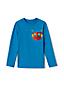 Le T-Shirt avec Poche Graphique, Petit Enfant