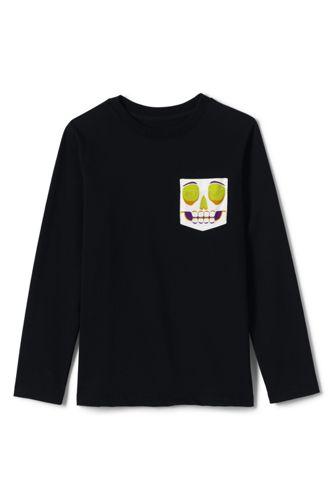 Le T-Shirt avec Poche Graphique, Enfant