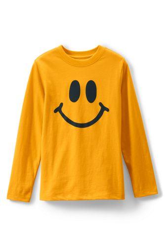Le T-Shirt Graphique à Manches Longues, Enfant
