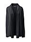 Le Cardigan Ouvert en Coton Peigné, Femme Grande Taille