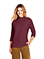 Women's Petite Funnel Neck Jumper
