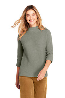 Women's Funnel Neck Jumper